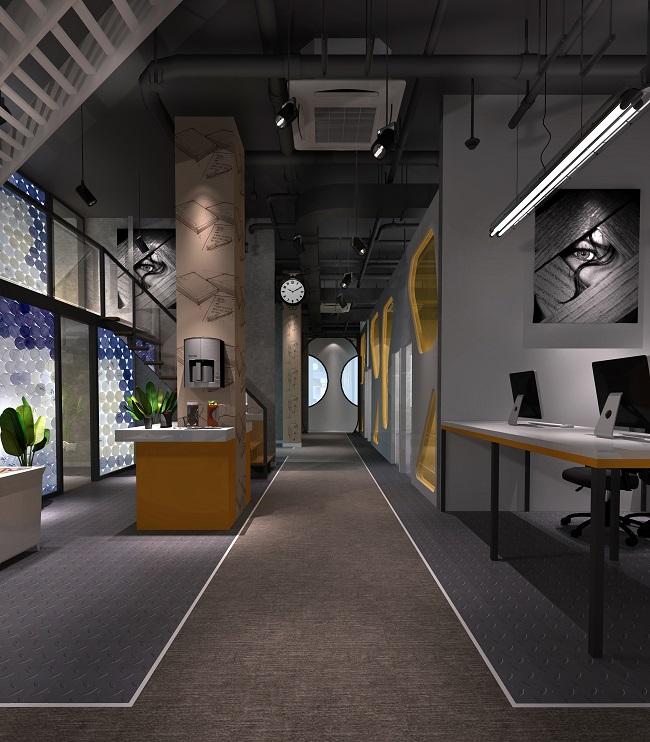 """""""1933老场坊""""创意园办公区域设计案例"""