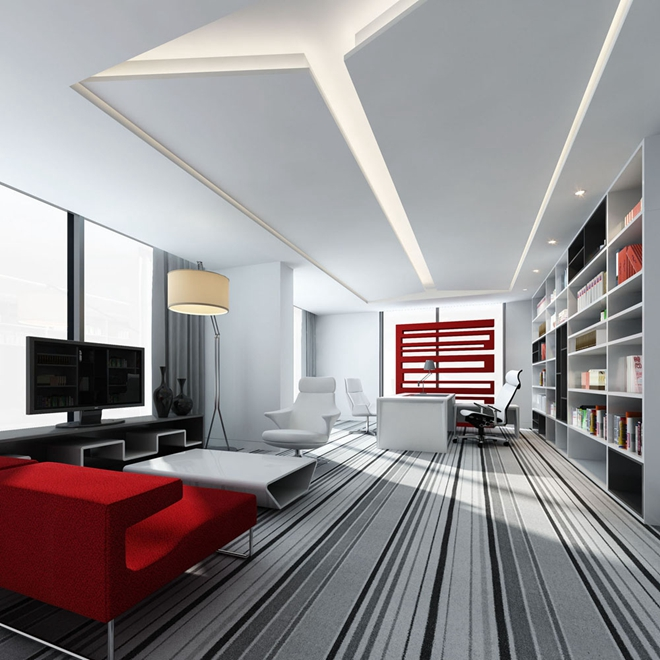 瑞凯律师事务所办公空间设计(上海)
