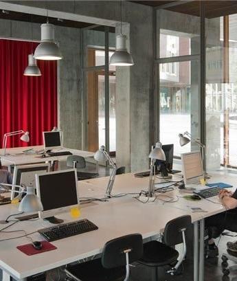设计师楼独立办公室招租