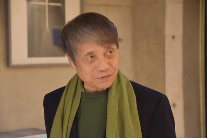 徐赐阳先生拜访安藤忠雄