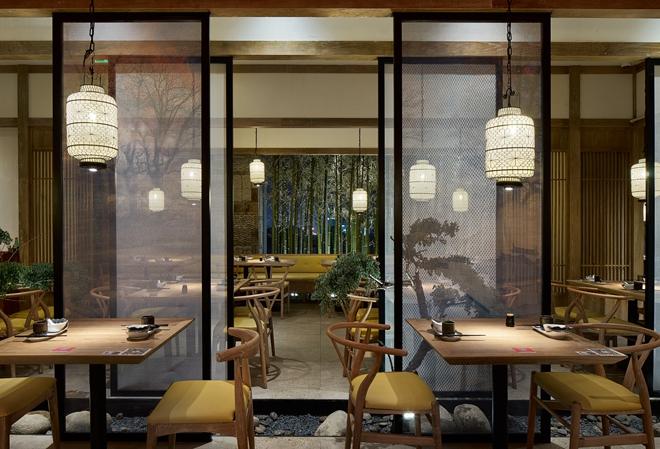 """""""徽语""""现代徽菜餐厅创意设计(上海)"""