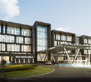上海设计师:最新商业办公楼建筑外观设计
